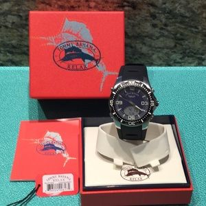 Tommy Bahama RLX1004 dual time watch